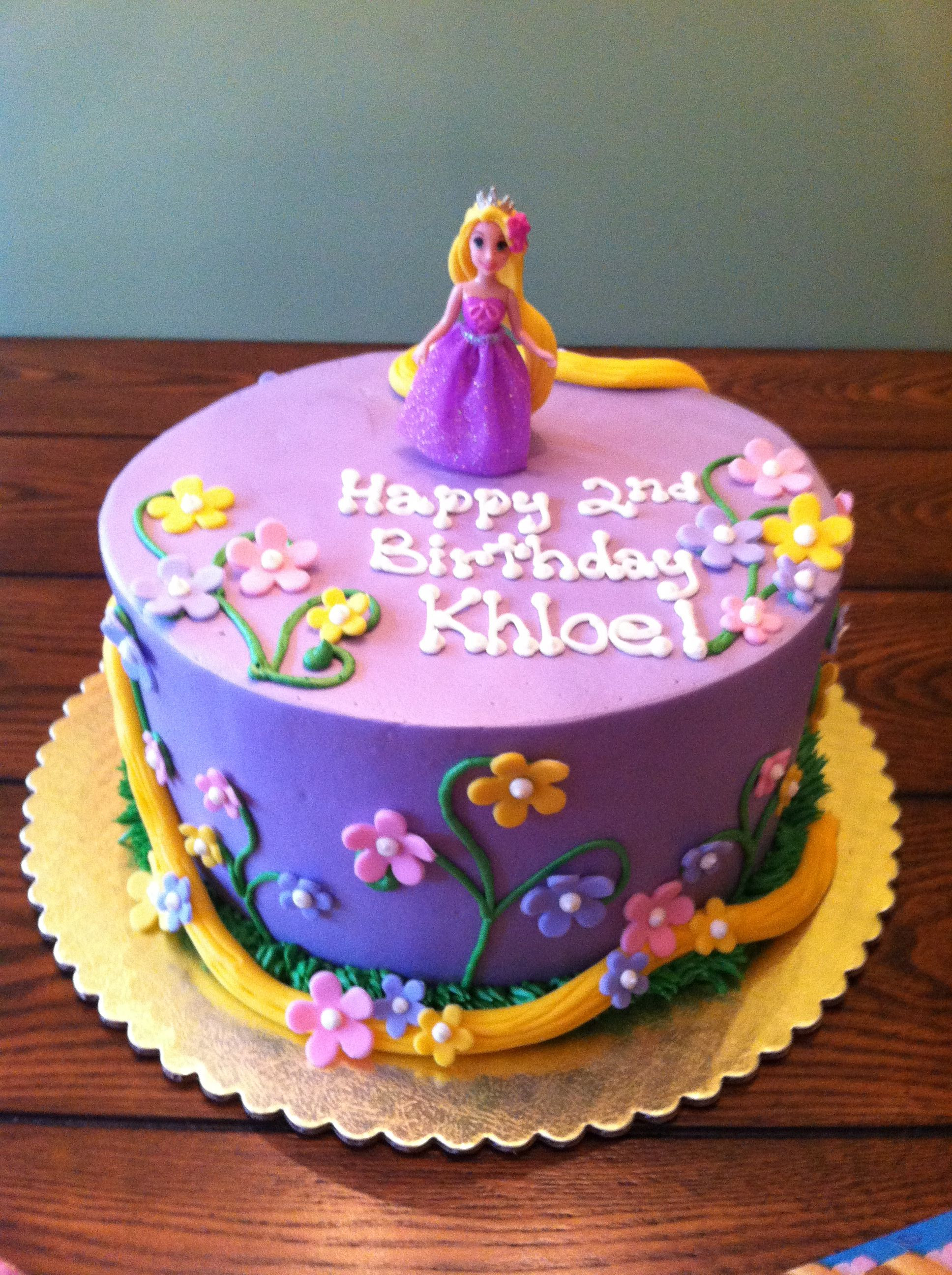 Best ideas about Rapunzel Birthday Cake . Save or Pin Rapunzel Cake Party Ideas Now.