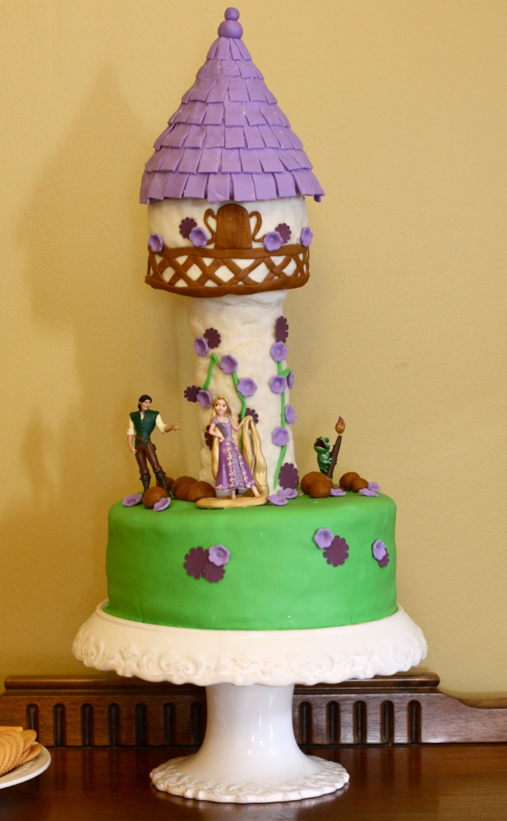 Best ideas about Rapunzel Birthday Cake . Save or Pin At Second Street Rapunzel s birthday Now.