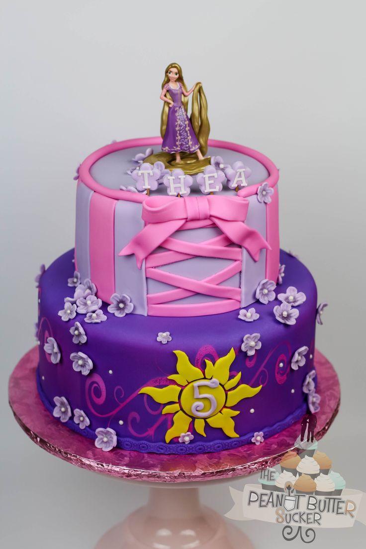 Best ideas about Rapunzel Birthday Cake . Save or Pin 25 Best Ideas about Rapunzel Birthday Cake on Pinterest Now.