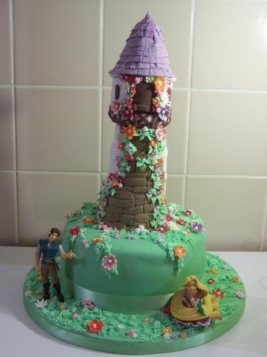 Best ideas about Rapunzel Birthday Cake . Save or Pin Disney Tangled Rapunzel Birthday Cake CakeCentral Now.
