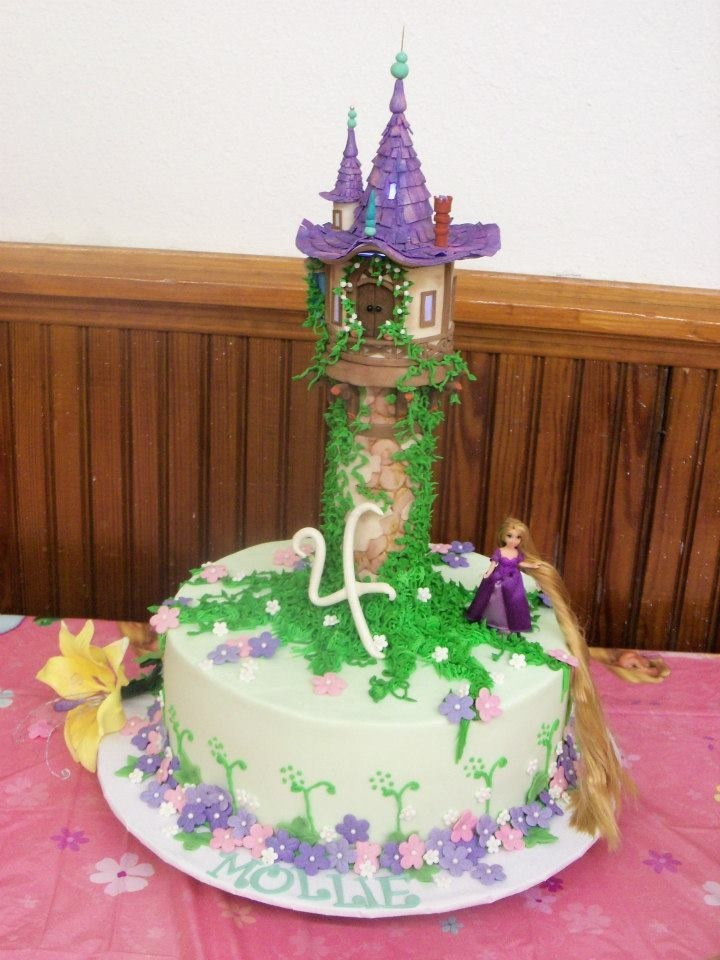 Best ideas about Rapunzel Birthday Cake . Save or Pin A Tangled Birthday Now.