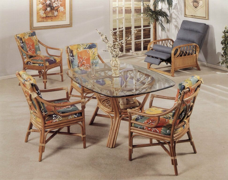 Best ideas about Rattan Dining Set . Save or Pin Rattan Dining Sets Now.