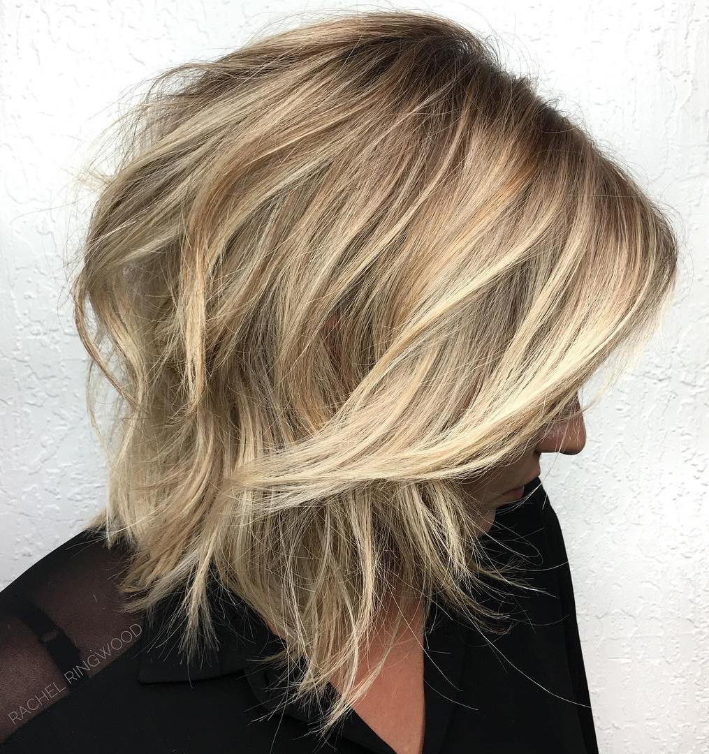 Best ideas about Razor Cut Bob Hairstyles . Save or Pin 20 Gorgeous Razor Cut Hairstyles for Sharp La s Now.