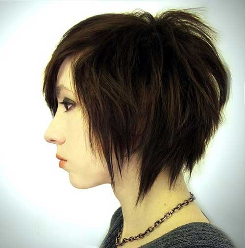 Best ideas about Razor Cut Bob Hairstyles . Save or Pin Anime SFV Now.