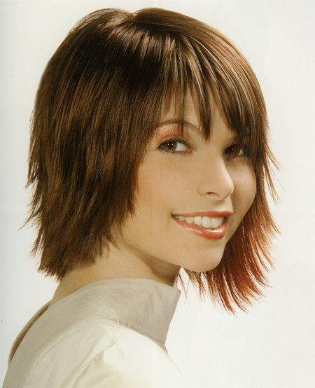 Best ideas about Razor Cut Hairstyles For Medium Length Hair . Save or Pin medium length razor cut hairstyles for women Now.