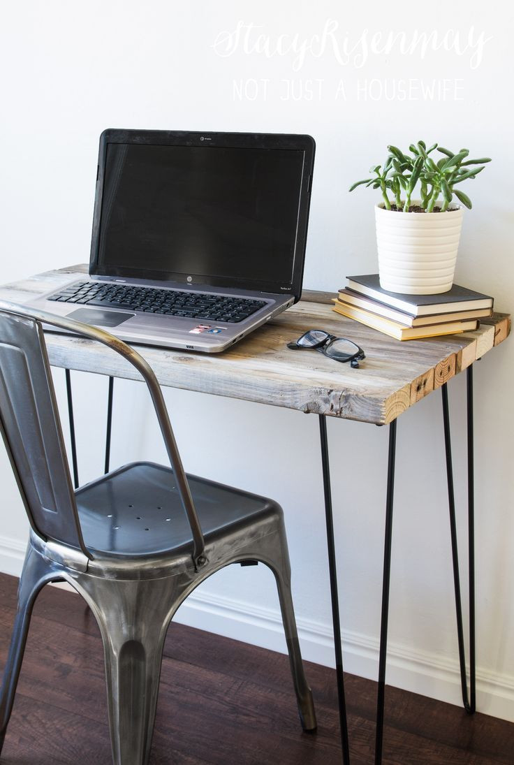 Best ideas about Reclaimed Wood Desk DIY . Save or Pin Best 25 Reclaimed wood desk ideas on Pinterest Now.