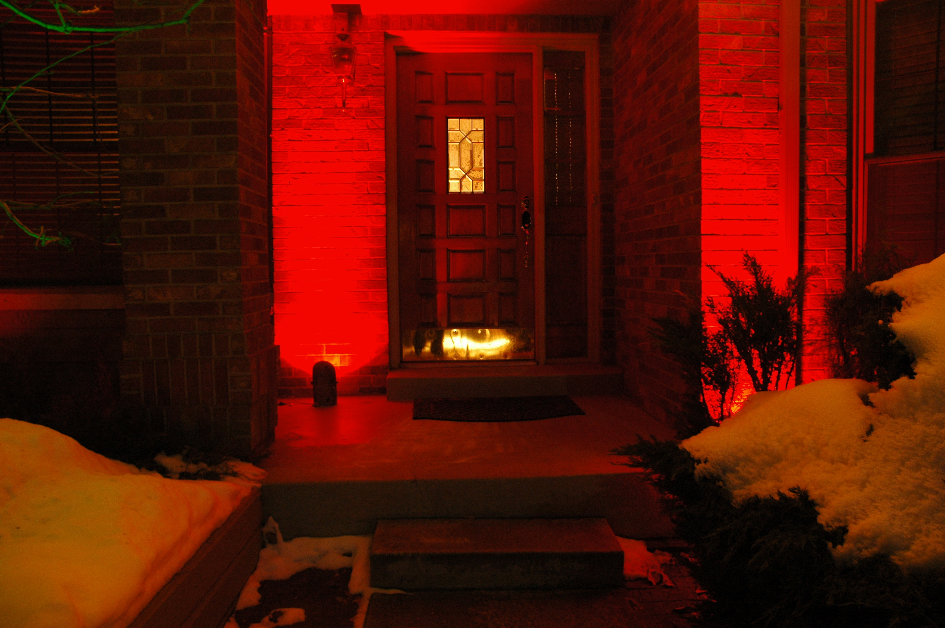 Best ideas about Red Porch Lights . Save or Pin Color Lens Covers For Your Landscape Lighting Fixtures Now.