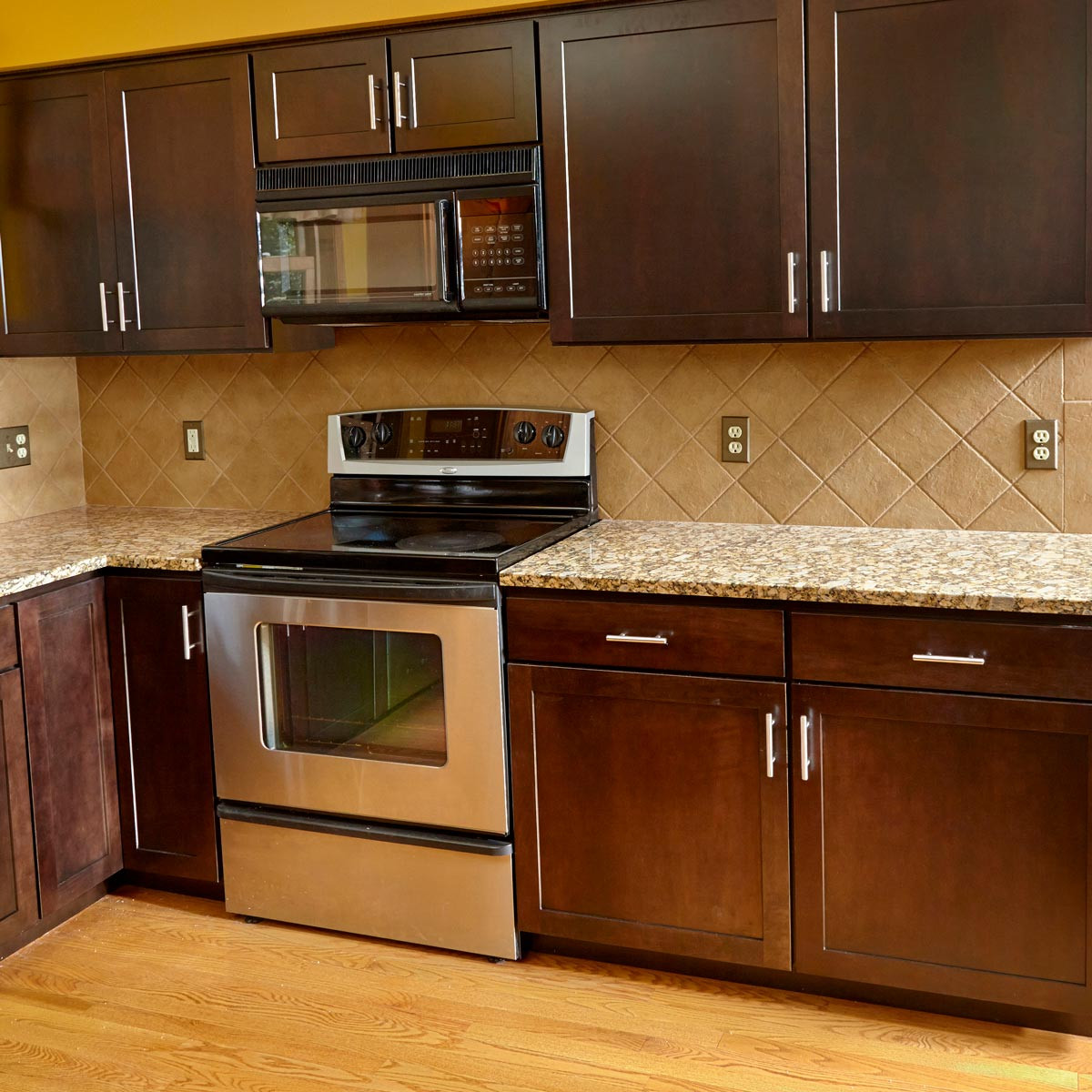 Best ideas about Refinishing Cabinets DIY . Save or Pin Cabinet Refacing Now.