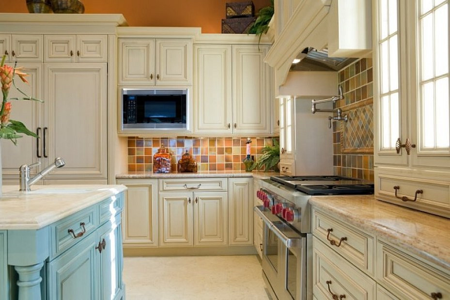 Best ideas about Refinishing Cabinets DIY . Save or Pin An Easy Makeover With Kitchen Cabinet Refacing Now.