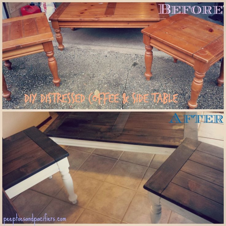Best ideas about Refinishing Coffee Table Ideas . Save or Pin Best Coffee Table Refinish Ideas Pinterest Paint Wood Now.