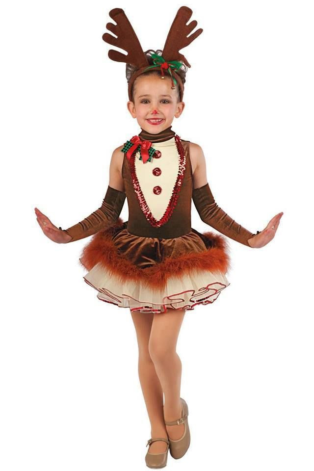 Best ideas about Reindeer Costume DIY . Save or Pin reindeer outfit Pageants Now.