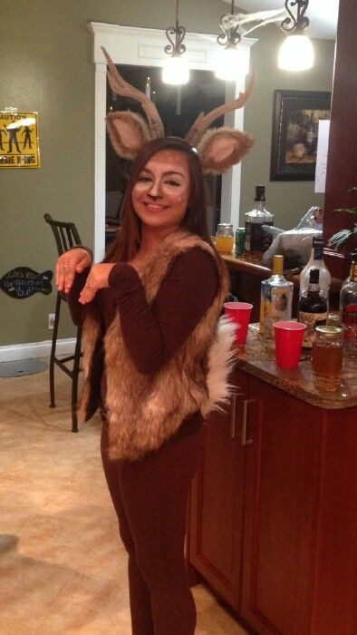 Best ideas about Reindeer Costume DIY . Save or Pin Best 25 Deer costume ideas on Pinterest Now.