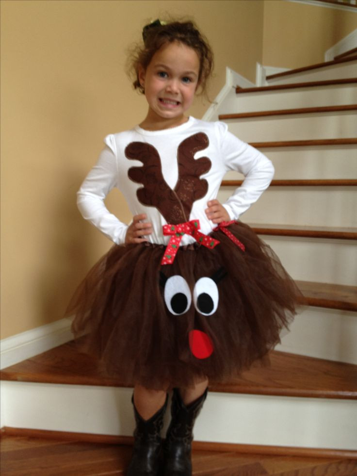 Best ideas about Reindeer Costume DIY . Save or Pin 17 Best images about tulle everything on Pinterest Now.