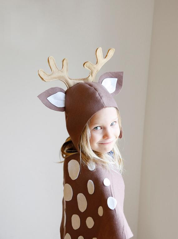 Best ideas about Reindeer Costume DIY . Save or Pin Reindeer PATTERN DIY costume mask sewing creative play Now.