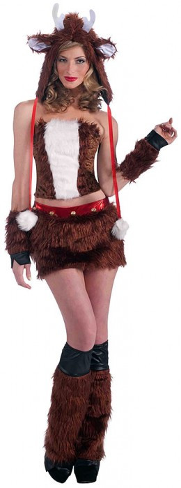Best ideas about Reindeer Costume DIY . Save or Pin Rudolph and Other Reindeer Costume Ideas Now.