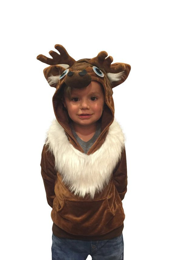 Best ideas about Reindeer Costume DIY . Save or Pin fyCamper Super fy Halloween Costume Reindeer Costume Now.