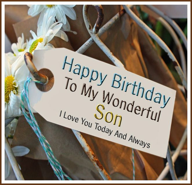 Best ideas about Religious Birthday Wish For Son . Save or Pin 100 Birthday Wishes for Son from Mom & Dad – Birthday Quotes Now.