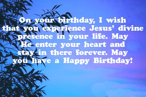 Best ideas about Religious Birthday Wish For Son . Save or Pin The 40 Christian Birthday Wishes and Quotes Now.
