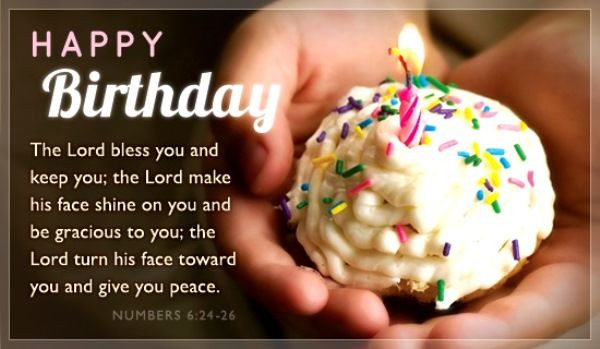 Best ideas about Religious Birthday Wishes For A Friend . Save or Pin Religious Happy Birthday Quote For Friends And Family Now.