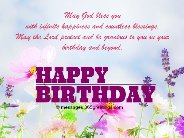 Best ideas about Religious Birthday Wishes For A Friend . Save or Pin Christian Birthday Wishes Religious Birthday Wishes Now.