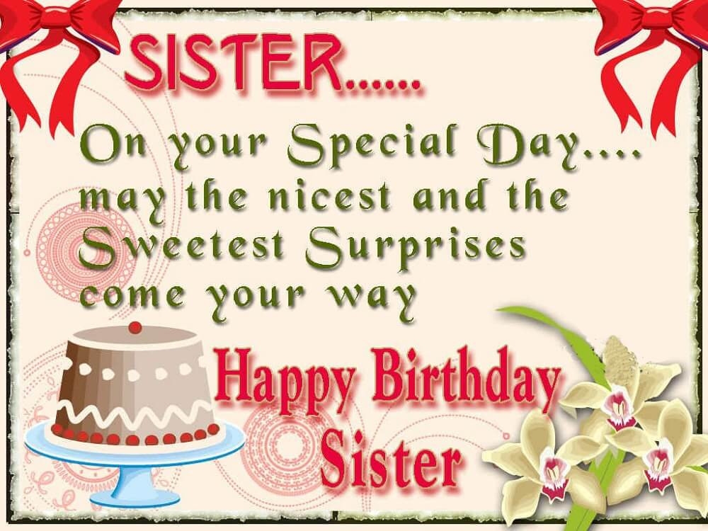 Best ideas about Religious Birthday Wishes For Sister . Save or Pin Best Birthday Verses For Sister From Bible Poems Now.