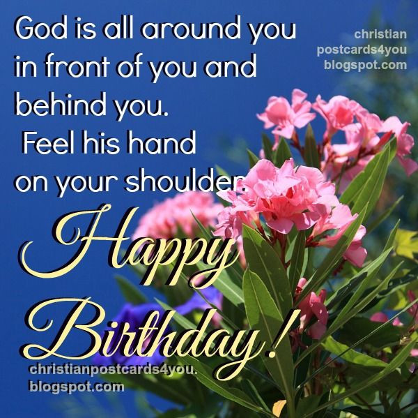 Best ideas about Religious Birthday Wishes For Sister . Save or Pin religious birthday cards free Now.