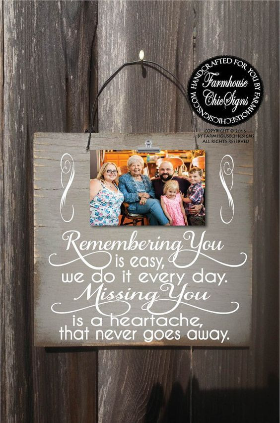 Best ideas about Remembrance Gift Ideas . Save or Pin Best 25 Memorial ts ideas on Pinterest Now.