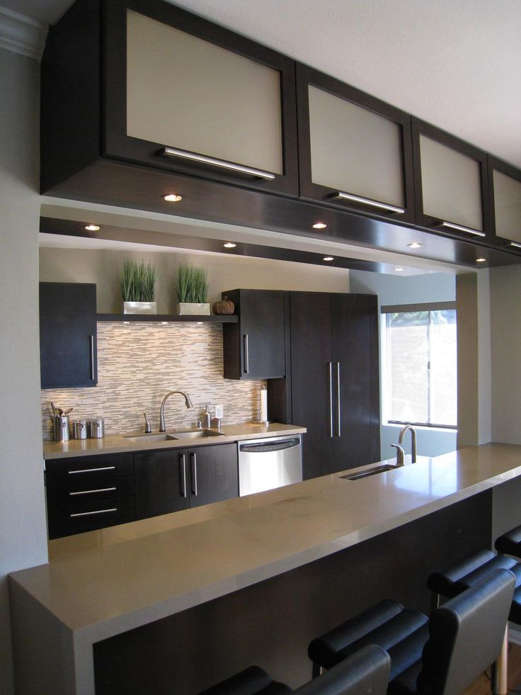 Best ideas about Remodel Kitchen Ideas . Save or Pin 21 Small Kitchen Design Ideas Gallery Now.
