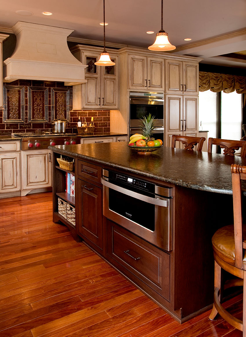 Best ideas about Remodel Kitchen Ideas . Save or Pin Country Kitchens Designs & Remodeling Now.