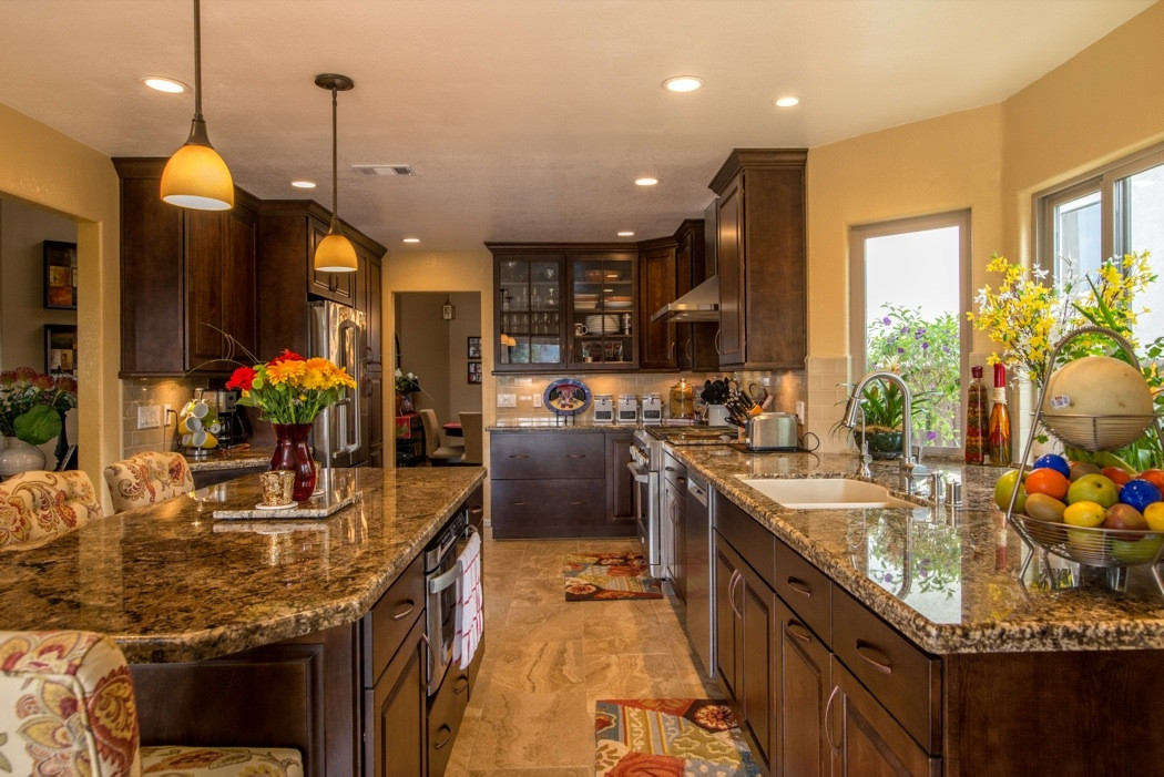 Best ideas about Remodel Kitchen Ideas . Save or Pin Kitchen Remodeling Ideas & Renovation Gallery Now.