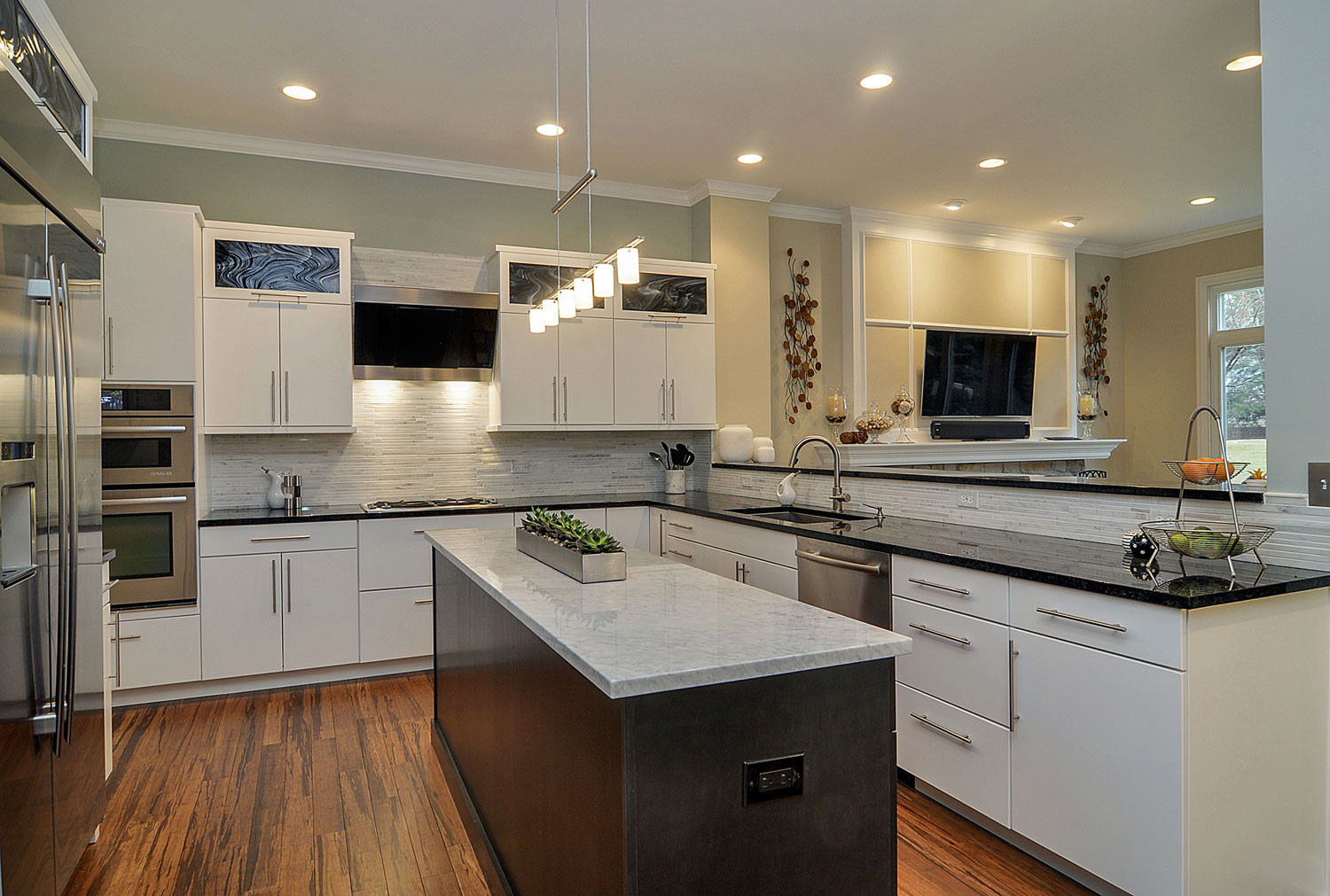Best ideas about Remodel Kitchen Ideas . Save or Pin Doug & Natalie s Kitchen Remodel Now.