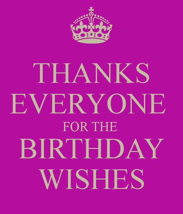 Best ideas about Reply To Birthday Wish . Save or Pin 17 Best ideas about Reply For Birthday Wishes on Pinterest Now.