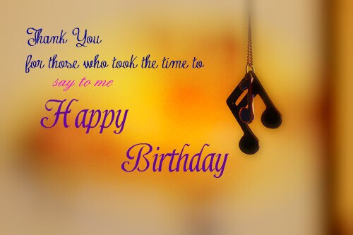 Best ideas about Reply To Birthday Wish . Save or Pin Top 40 Reply to Birthday Wishes Now.