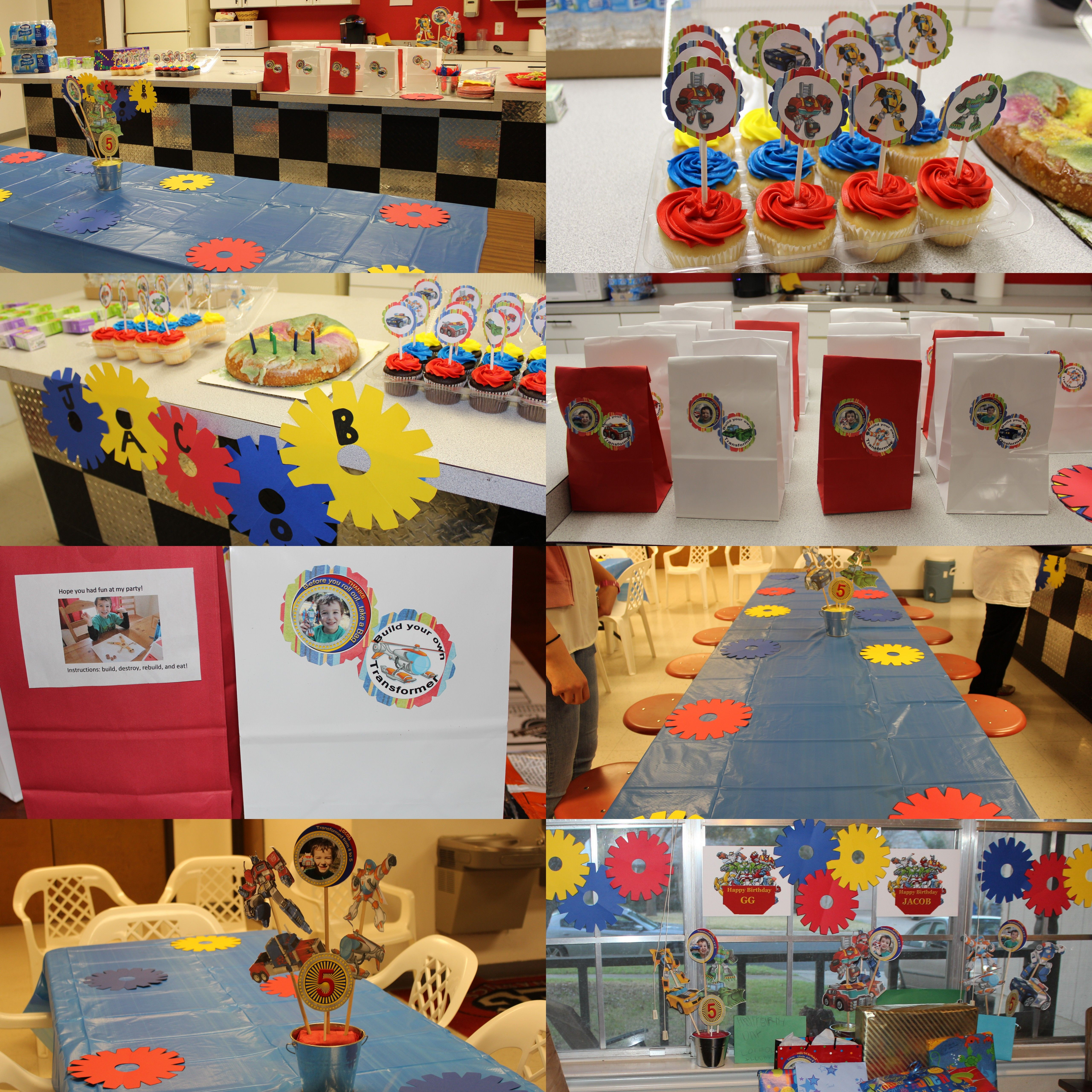 Best ideas about Rescue Bots Birthday Party . Save or Pin Transformers Party Ideas & Inspirations Now.