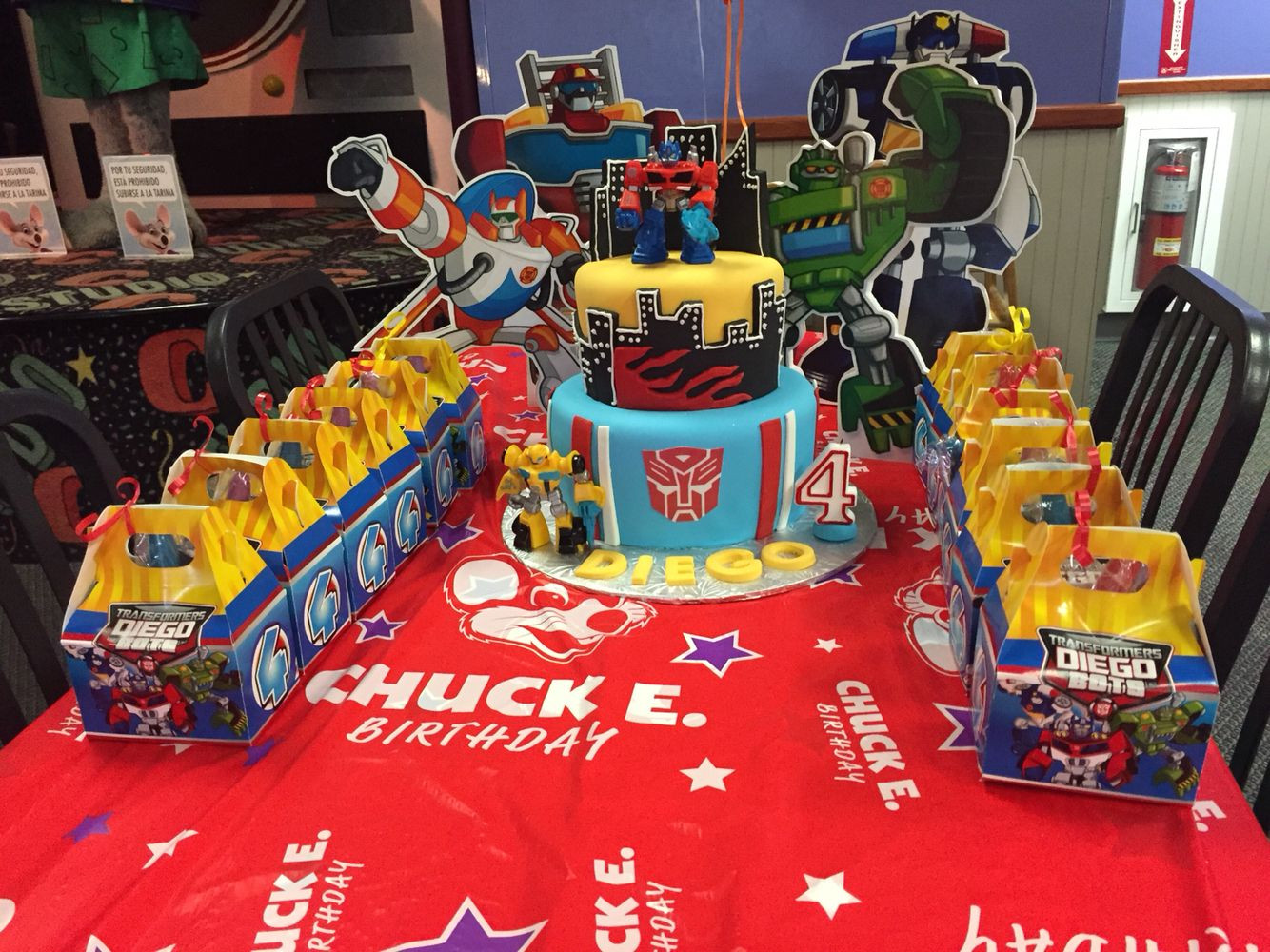 Best ideas about Rescue Bots Birthday Party . Save or Pin Transformers rescue bots birthday Now.