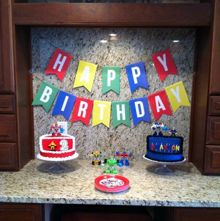 Best ideas about Rescue Bots Birthday Party . Save or Pin 78 Best images about Transformers Rescue Bots Birthday on Now.