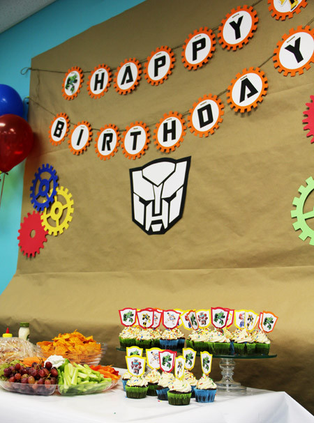 Best ideas about Rescue Bots Birthday Party . Save or Pin Ethan Turns 4 — His Rescue Bots Birthday Party Bash Now.
