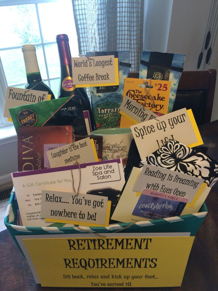 Best ideas about Retirement Gift Ideas . Save or Pin Best 25 Retirement ts ideas on Pinterest Now.