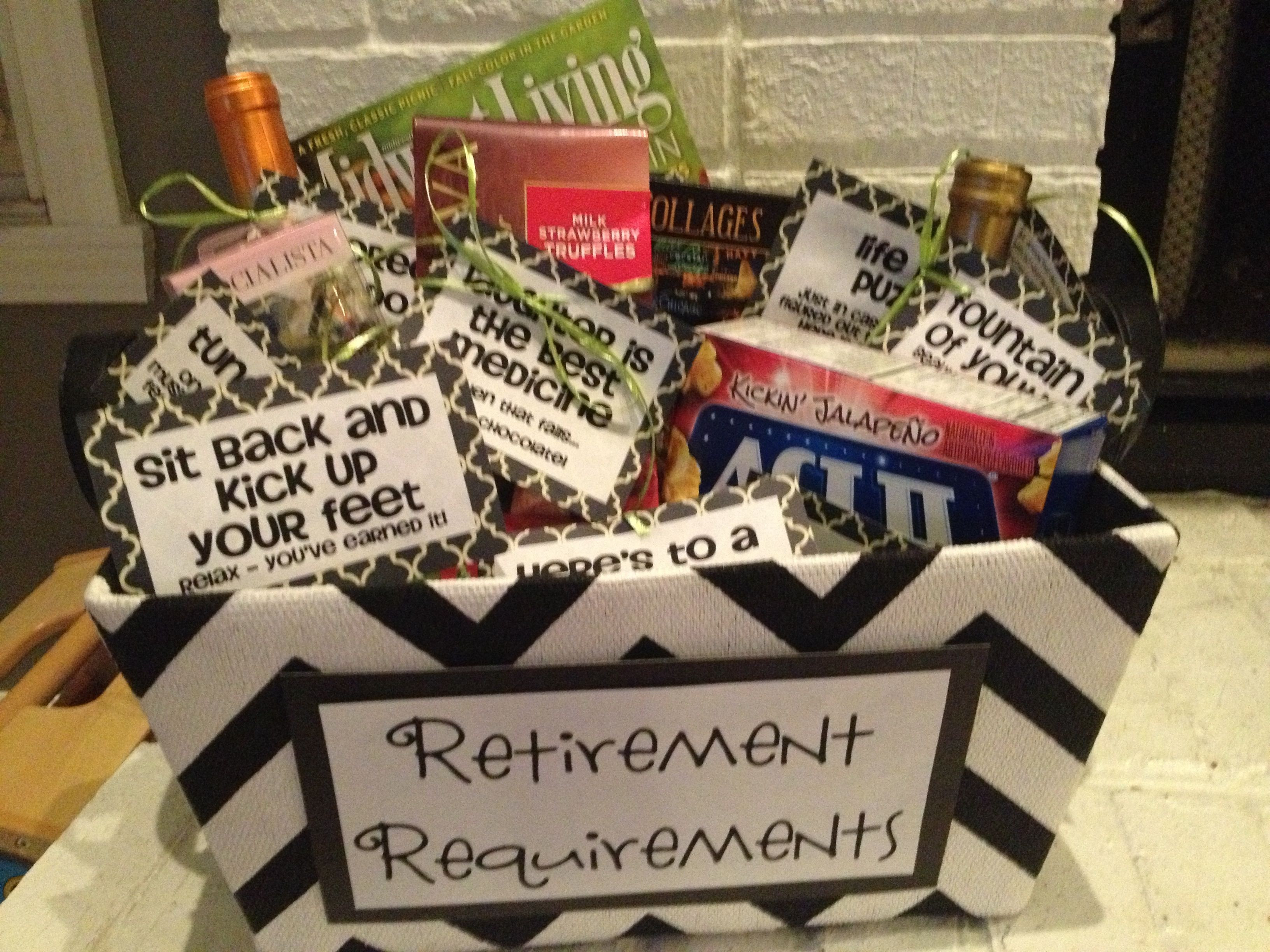Best ideas about Retirement Gift Ideas . Save or Pin Pin by Concept Events Planning on Gift Ideas Now.