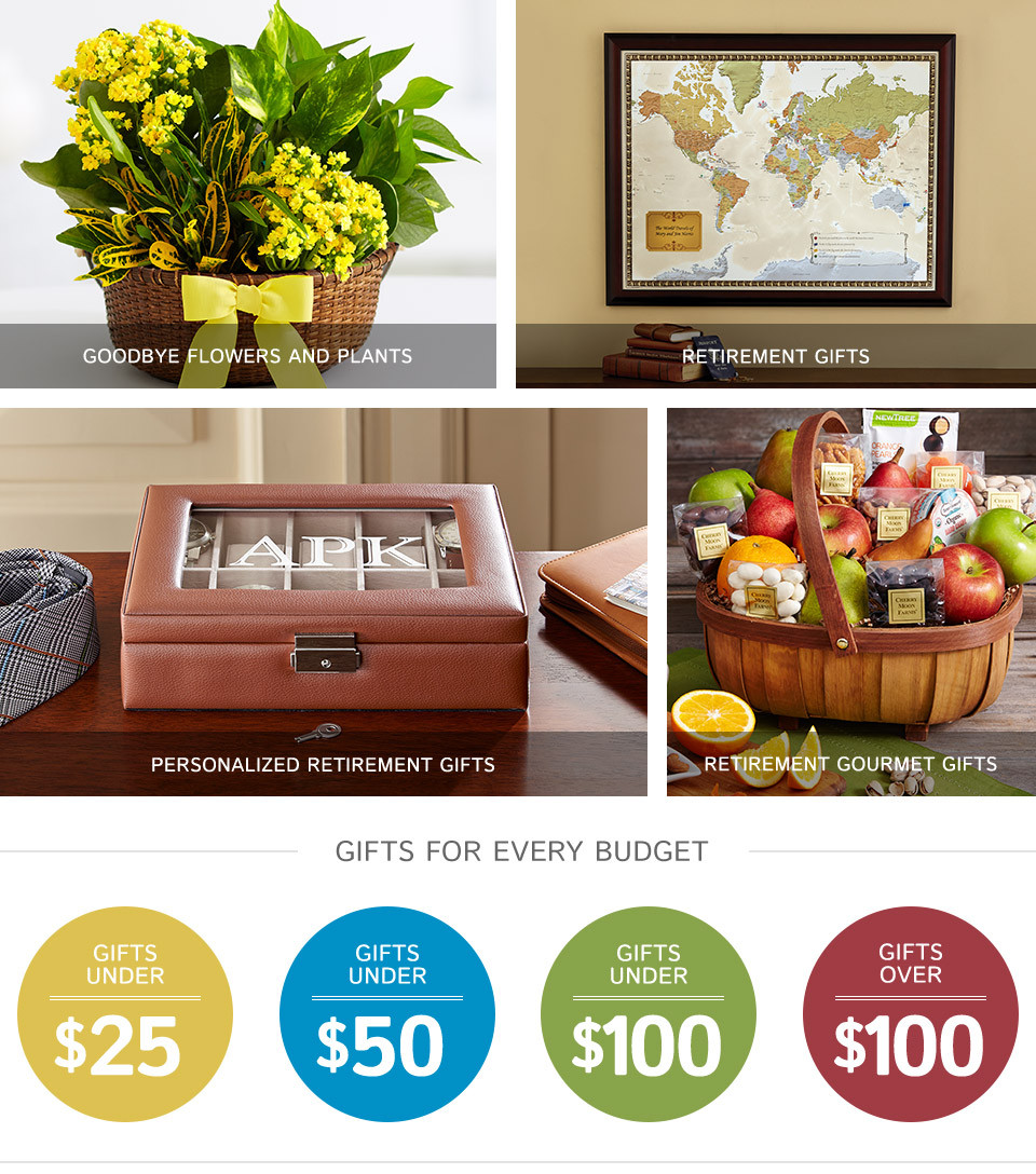 Best ideas about Retirement Gift Ideas . Save or Pin Retirement Gifts & Ideas Gifts Now.