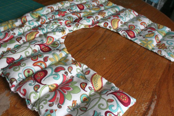 Best ideas about Rice Heating Pad DIY . Save or Pin Make Your Own Rice Heating Pad Now.