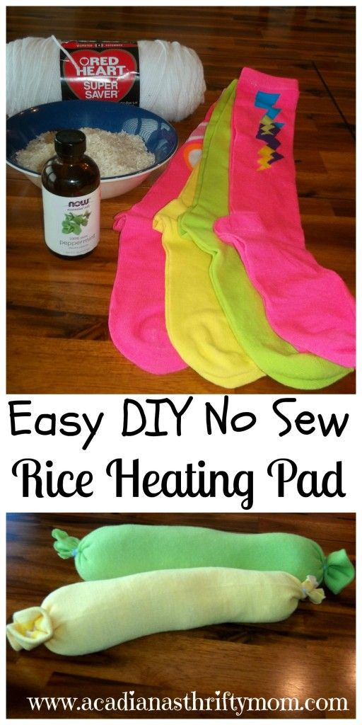 Best ideas about Rice Heating Pad DIY . Save or Pin 25 best ideas about Heating pads on Pinterest Now.
