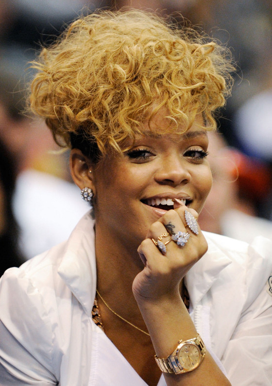 Best ideas about Rihanna Curly Hairstyles . Save or Pin Rihanna s Short Haircuts Best Styles Over the Now.