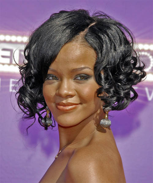 Best ideas about Rihanna Curly Hairstyles . Save or Pin Rihanna Hairstyles in 2018 Now.