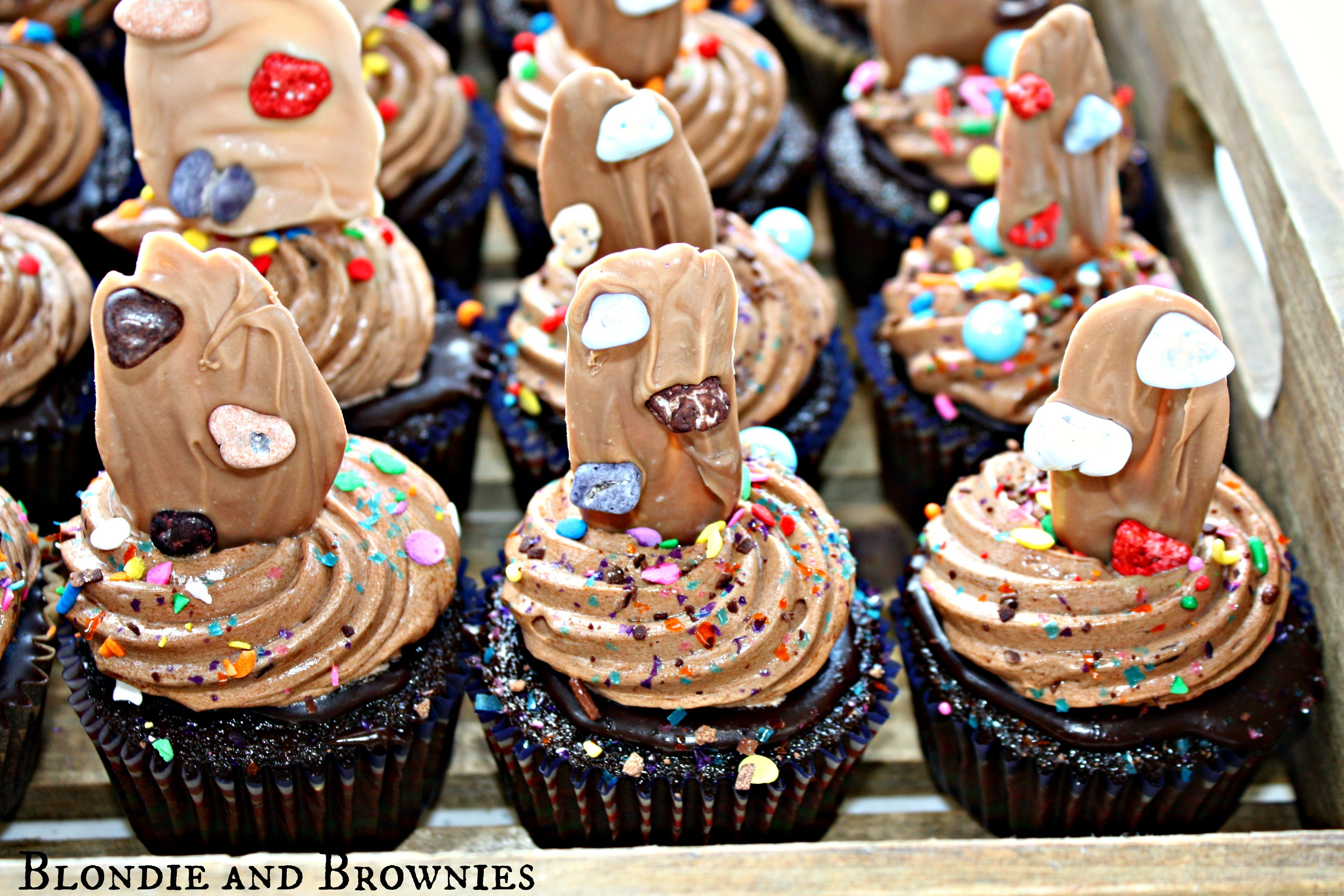Best ideas about Rock Climbing Birthday Party . Save or Pin Rock Climbing Party with Cupcakes – Blon and Brownies Now.