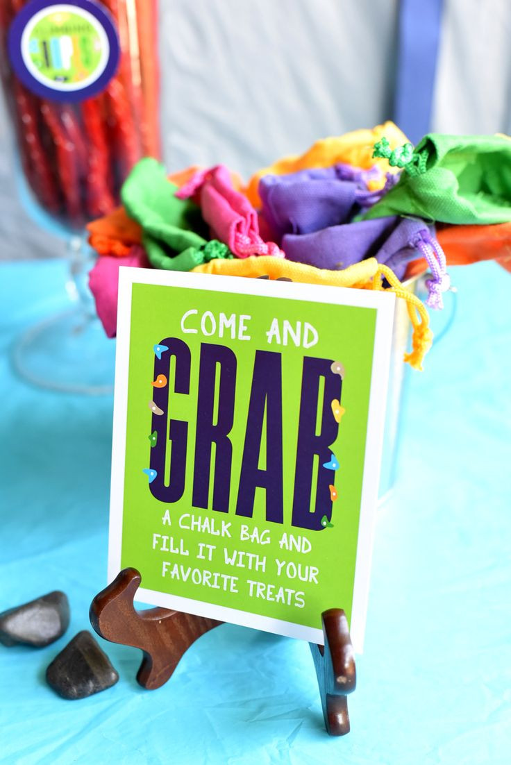 Best ideas about Rock Climbing Birthday Party . Save or Pin 17 Best ideas about Rock Climbing Party on Pinterest Now.