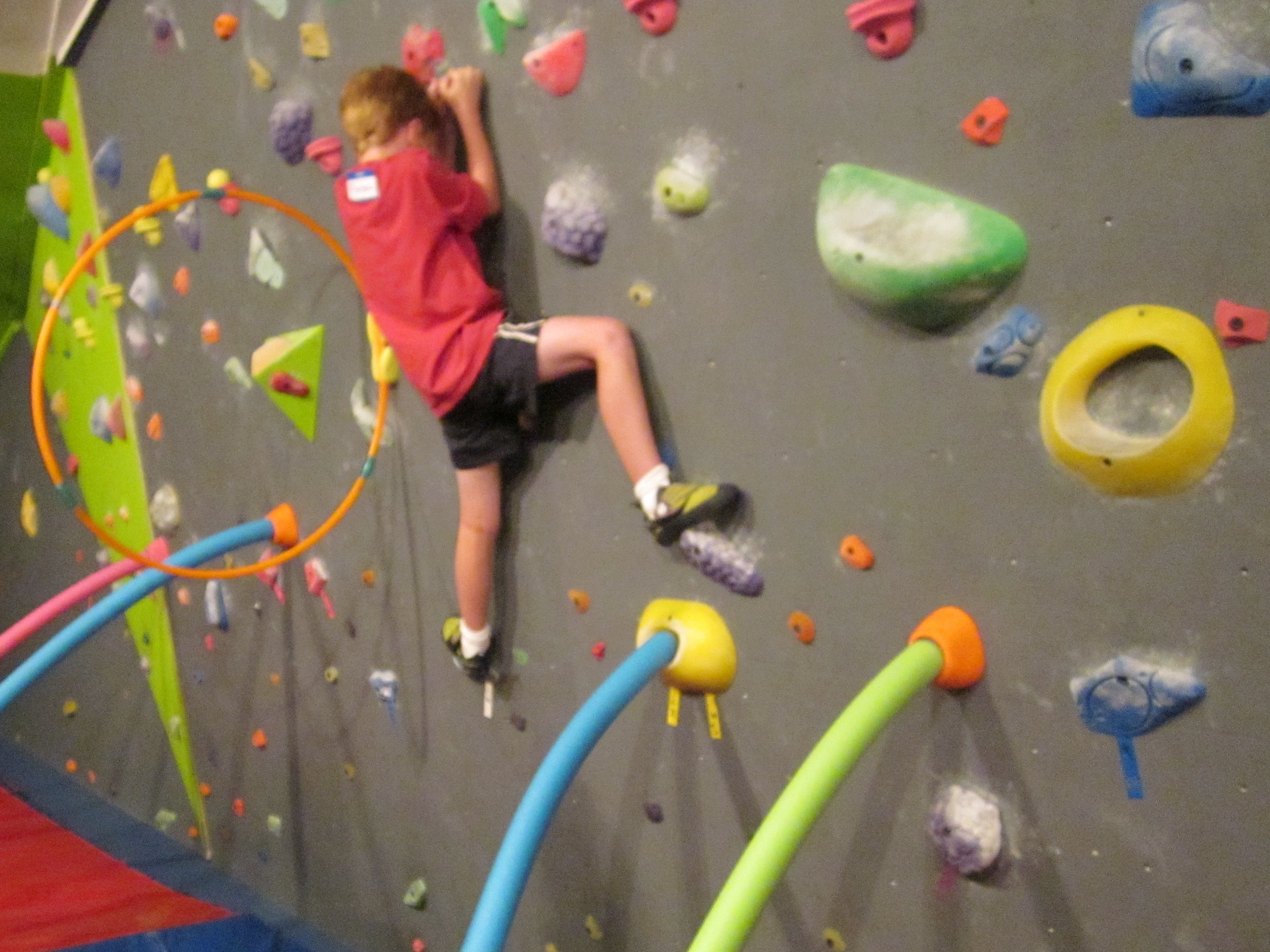 Best ideas about Rock Climbing Birthday Party . Save or Pin Birthdays Rock Now.