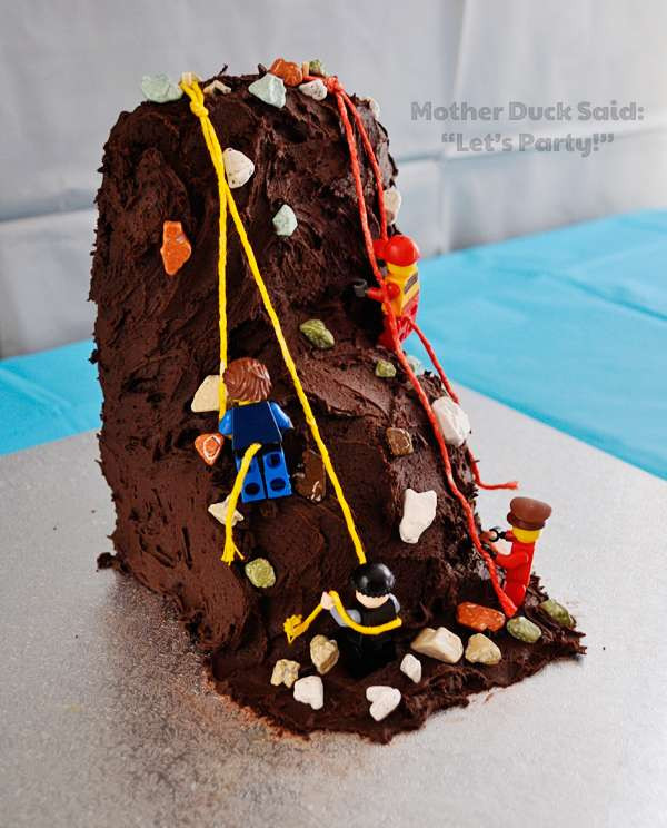 Best ideas about Rock Climbing Birthday Party . Save or Pin Rock Climbing Birthday Party Ideas 8 of 12 Now.