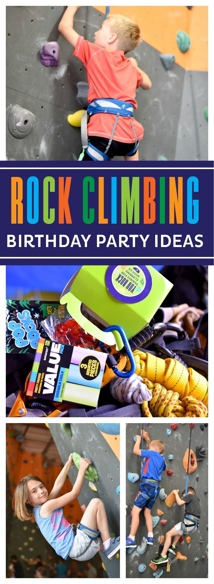 Best ideas about Rock Climbing Birthday Party . Save or Pin Top 25 best Rock climbing party ideas on Pinterest Now.