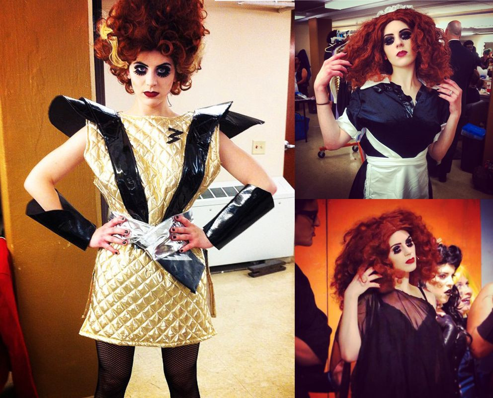 Best ideas about Rocky Horror Picture Show Costumes DIY . Save or Pin Rocky Horror Picture Show Party Straw DIY Now.